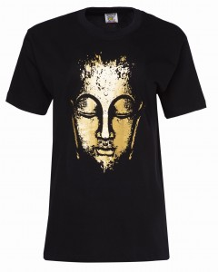 Cotton T-shirt Buddha - Nepal