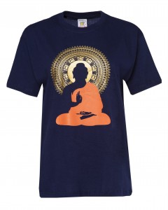 Cotton T-shirt Monk - Nepal